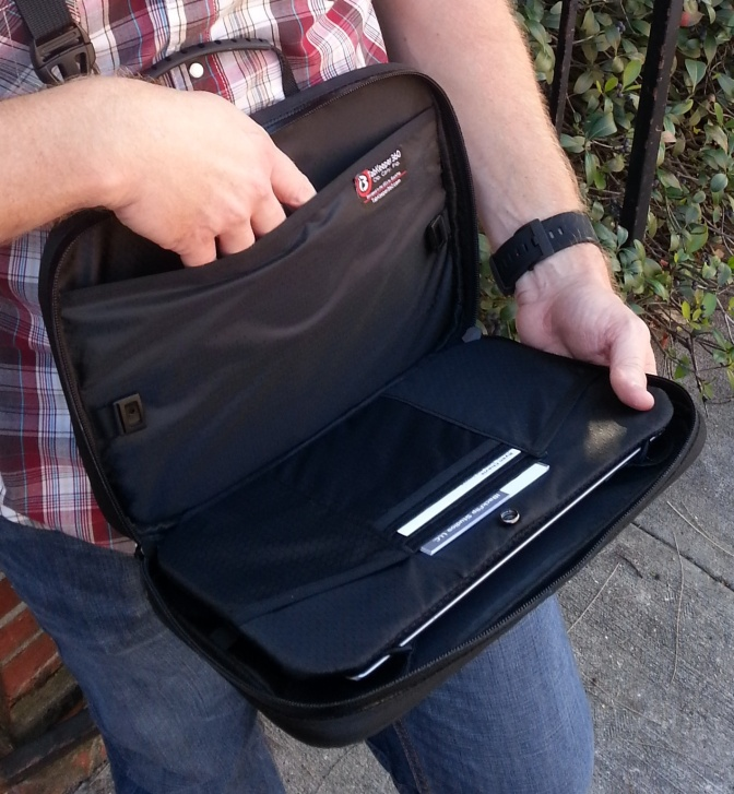 A Case (and Bag) for Playing Ingress on Tablets